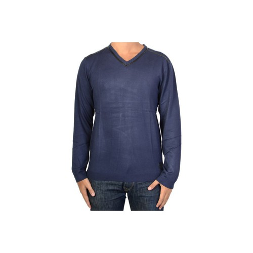 Vêtements Homme Pulls Redskins Pull  Mister Elvis Dark Navy Bleu