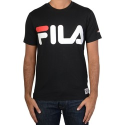 T-shirts manches courtes Fila Tee Shirt  Money Tee 002 Black