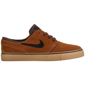 Chaussures Homme Baskets basses Nike Zoom Stefan Janoski Marron