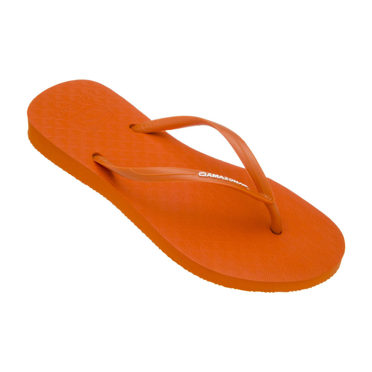 Amazonas Tongs femme  Fun Orange ORANGE