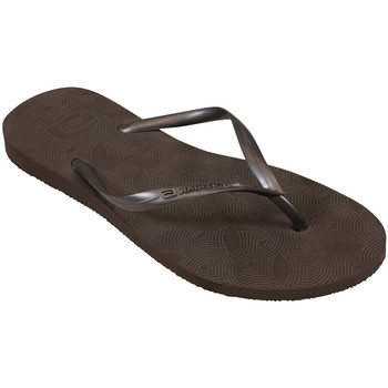 Tongs Amazonas Tongs homme  Fun Flip Flop Marron Foncé