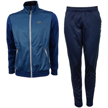 Joggings & Survêtements Lotto Bryan III Suit PL Marine 350x350