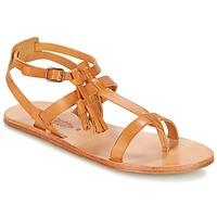 Chaussures Femme Sandales et Nu-pieds n.d.c. SORAYA Camel