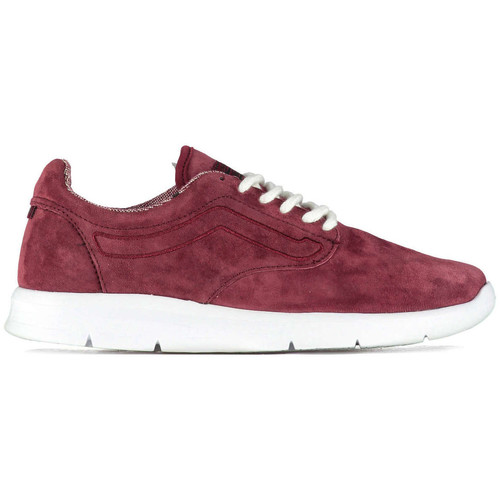 vans baskets iso 1 5 bordeaux femme bordeaux chaussures baskets basses femme 108 95. Black Bedroom Furniture Sets. Home Design Ideas