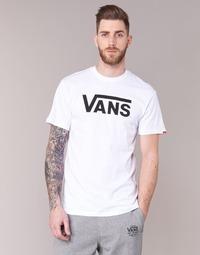 Vêtements Homme T-shirts manches courtes Vans VANS CLASSIC Blanc