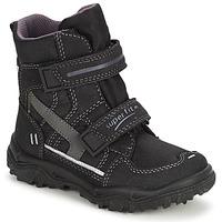 Chaussures Enfant Bottes de neige Superfit  Noir