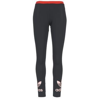 Leggings adidas Originals TREFOIL LEGGING Noir / Rose 350x350