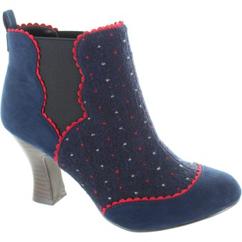 Ruby Shoo Marque Boots  Sammy