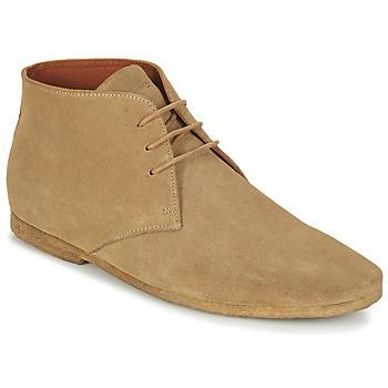 Chaussures Homme Boots Schmoove CREP DESERT Beige