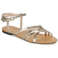 Chaussures Femme Sandales et Nu-pieds Esprit ADYA SANDAL Argenté