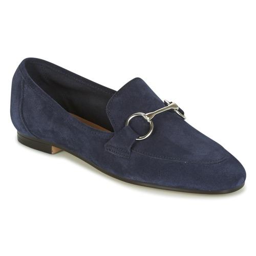 Chaussures Femme Mocassins Esprit MIA LOAFER Marine