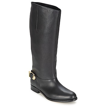 Bottes ville Moschino Cheap & CHIC BUCKLE