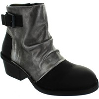 Chaussures Femme Bottines Fly London Dape Noir