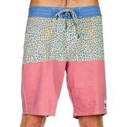 Vêtements Homme Maillots / Shorts de bain Quiksilver Boardshort  Reptile - Red / Blue Rouge
