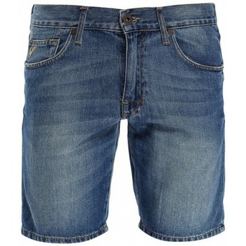 Vêtements Homme Shorts / Bermudas Quiksilver Short  Kracker Short - Blue Bleu