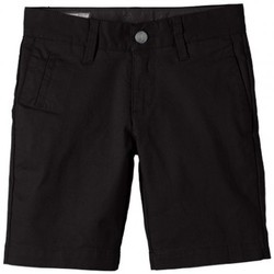 Vêtements Garçon Shorts / Bermudas Volcom Short  Frickin Tight - Tinted Black Noir