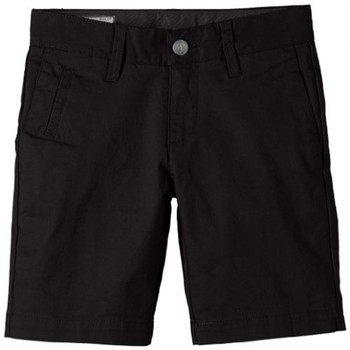 Shorts / Bermudas Volcom Short  Frickin Tight - Tinted Black