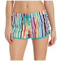 Roxy Short  Mini Short - White Multicolored