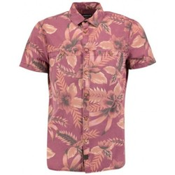 Vêtements Homme Chemises manches courtes O'neill Chemise  Lm Poya Festival - Red Aop Rouge