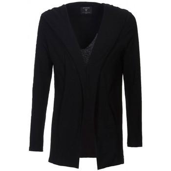 Vêtements Homme Pulls Guess Cardigan Henning Noir Noir