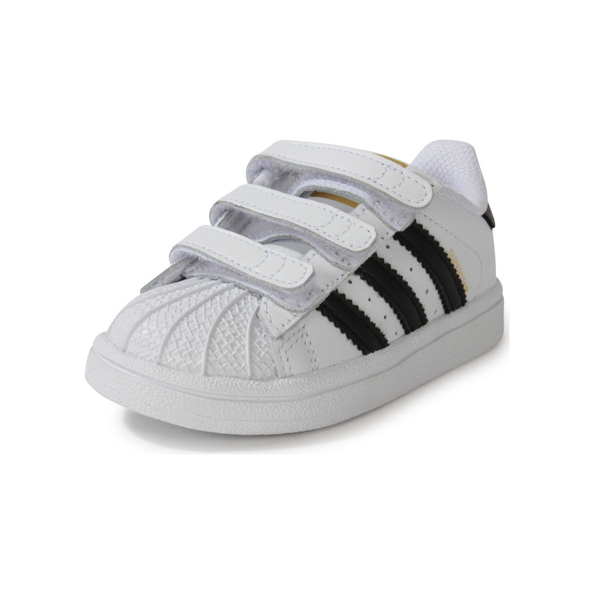 adidas Originals Superstar FoundationBébé Noir/Blanc