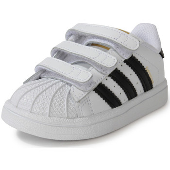 Baskets mode adidas Originals Superstar FoundationBébé Noir/Blanc 350x350