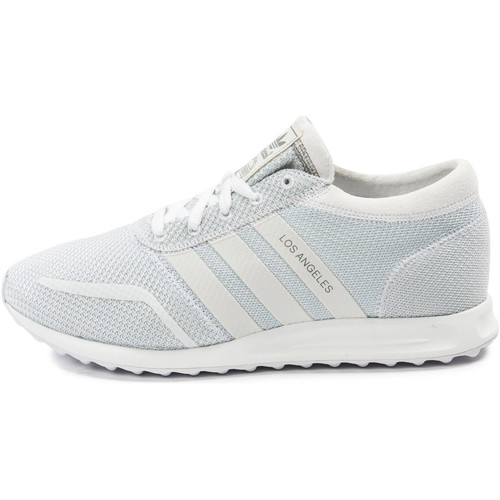 Chaussures Homme Baskets basses adidas Originals Los Angeles he Blanc