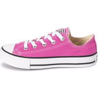 Chaussures Enfant Baskets basses Converse Chuck Taylor All-star Ox Enfant Rose