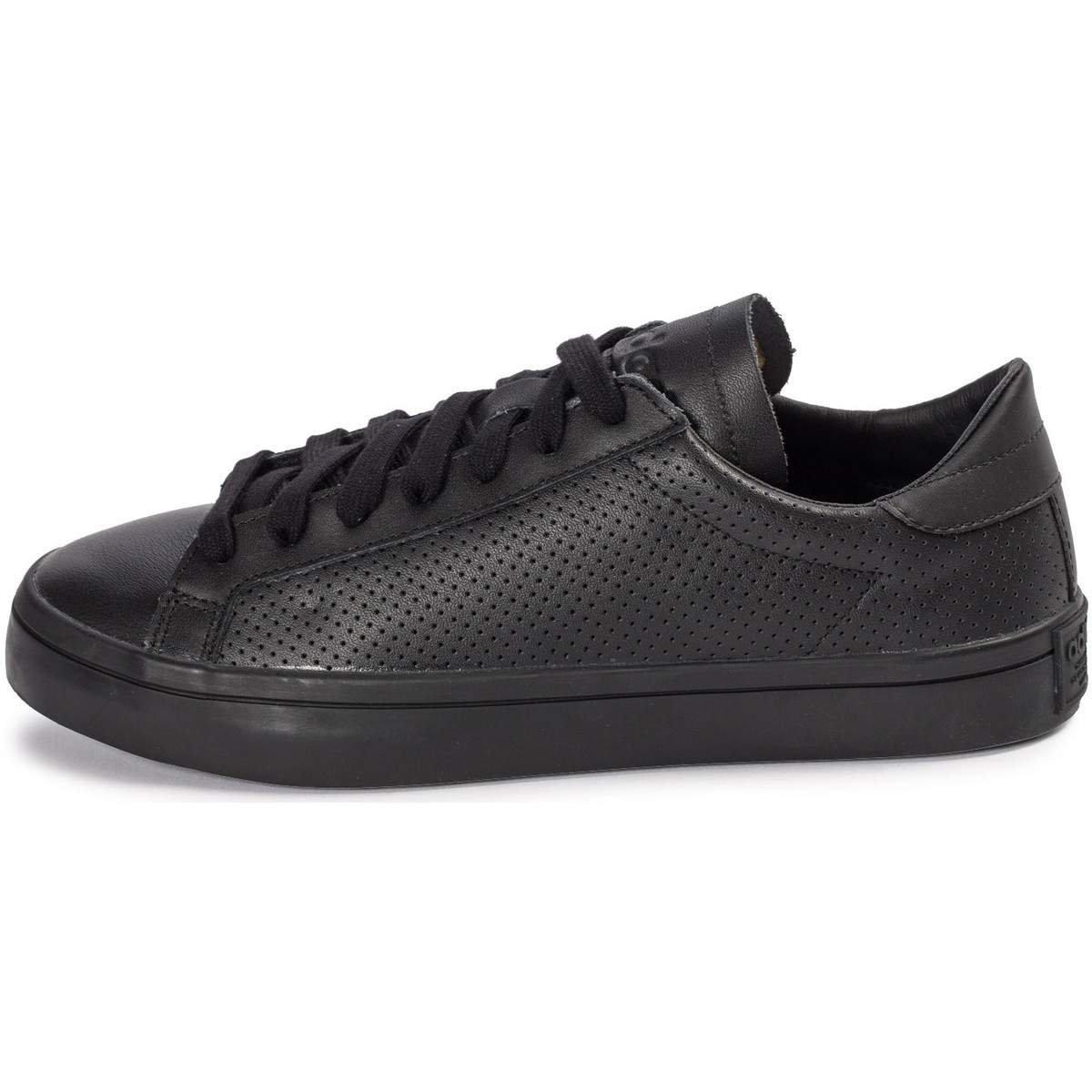 adidas Originals Courtvantage Perf Noir