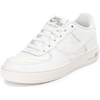 Chaussures Enfant Baskets basses Nike Air Force 1 Lv8 Low Enfant he Blanc