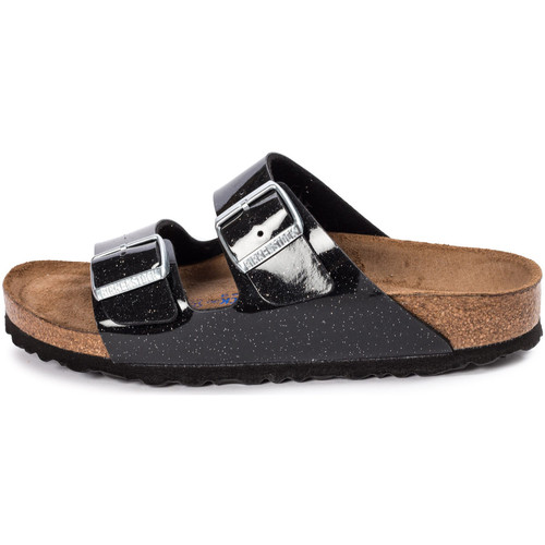Chaussures Femme Mules Birkenstock Arizona Magic Galaxy Noir