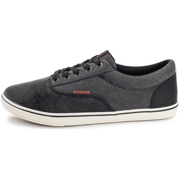 Chaussures Homme Baskets basses Jack & Jones Vision Mix Gris/Noir