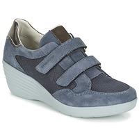 Chaussures Femme Baskets basses Stonefly EBONY Bleu