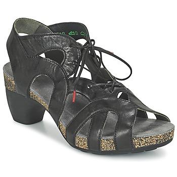 Chaussures Femme Sandales et Nu-pieds Think SARDE Noir