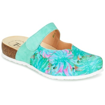 Chaussures Femme Sabots Think SOREN Turquoise