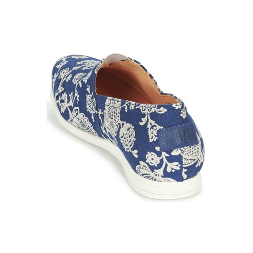 Femme Griva Chaussures MarineBlanc Slip Think Ons OZ8wXn0kNP