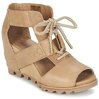 Chaussures Femme Sandales et Nu-pieds Sorel JOANIE LACE Sahara