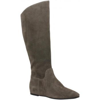 Bottes ville What For 95 Femme Taupe