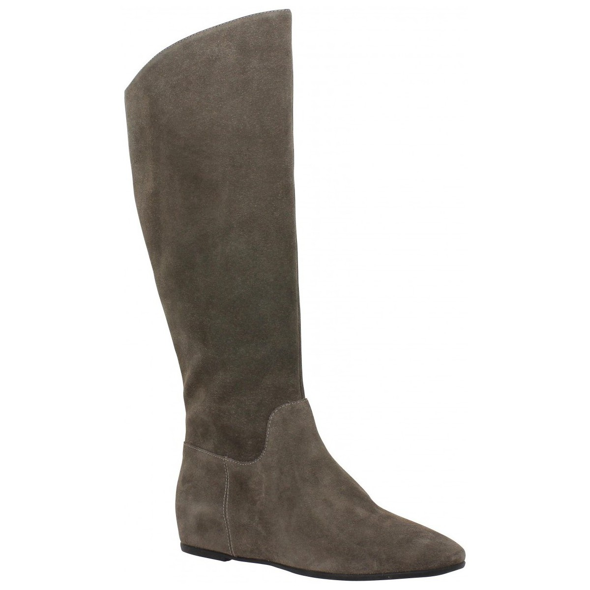 Botte ville What For 95 Femme Taupe Taupe