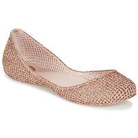 Chaussures Femme Ballerines / babies Zaxy AMORA Rose métallisé
