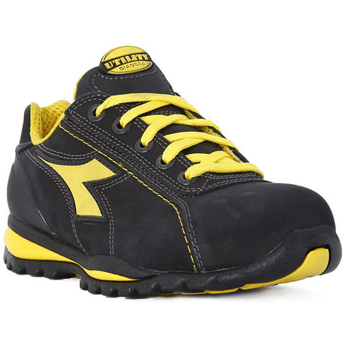 Chaussures Homme Baskets basses Diadora UTILITY GLOVE II LOW S3 Nero