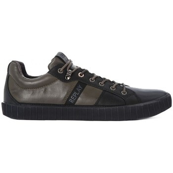 Chaussures Homme Baskets basses Replay SCARPA BLACK     95,4