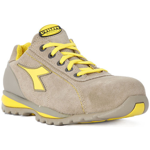 Chaussures Homme Baskets basses Diadora UTILITY GLOVE II LOW S1P Grigio