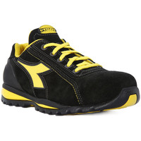 Chaussures Homme Baskets basses Diadora UTILITY GLOVE II LOW S1P Nero