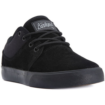 Chaussures Homme Chaussures de Skate Globe MAHALO BLK Nero