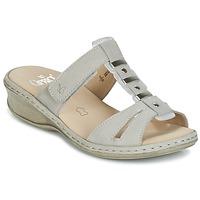 Chaussures Femme Mules Caprice VILIALE Gris