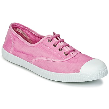 Chaussures Femme Baskets basses Chipie JOSEPH Rose sable
