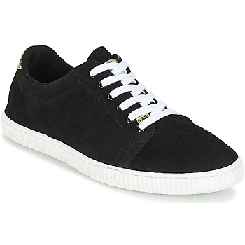 Chaussures Femme Baskets basses Chipie JERBY Noir / Or