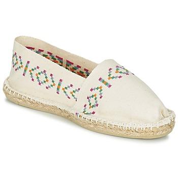 Chaussures Femme Espadrilles 1789 Cala CLASSIQUE Ecru