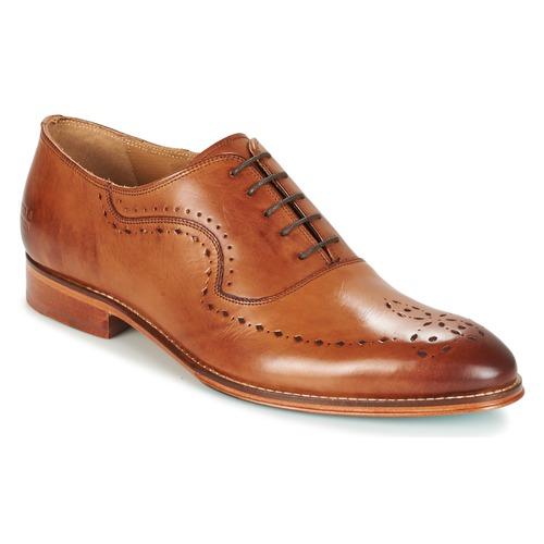 Chaussures Homme Derbies Melvin & Hamilton KANE 6 Marron